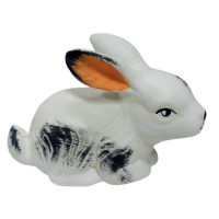 Ceramic small rabbit