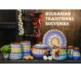 Bulgarian traditional souvenirs