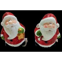 Ceramic Grandpa Christmas - small