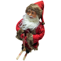 Santa Claus big figure
