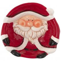 Christmas Ceramic Bowl - Santa Claus