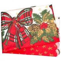 Christmas tablecloth 150/150 cm