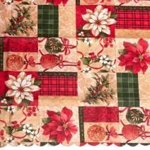 Christmas tablecloth 150/180 cm