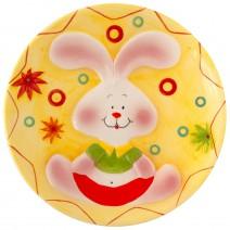 Easter porcelain dish - 20 cm