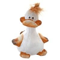 Decorative ceramic small duck