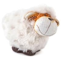 Decorative ceramic sheep