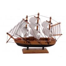 Decorative model of a ship