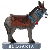 Souvenir figure Bulgaria - donkey