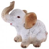 Elephant ceramic money bank
