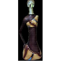 Poliresin woman figure
