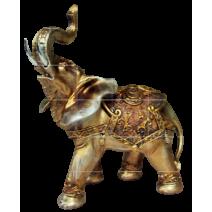 Elephant poliresin for decoration