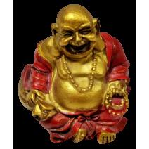 Poliresin small figure of budda