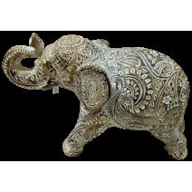Poliresin figure - elephant - big size