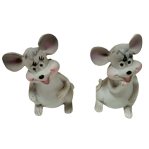 Мишка фигурка средна