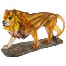 Decorative figure - large lion