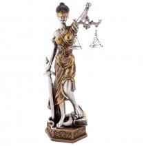 Decorative figure - Themis