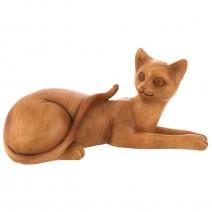 Decorative figure of cat