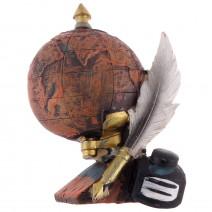 Magnet souvenir - retro globe