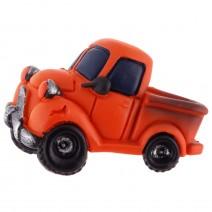 Poliresin magnet - retro truck