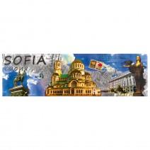 Magnet souvenir Sofia 1