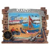 Magnet souvenir - Kranevo