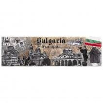 Magnet souvenir Bulgaria 2