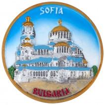 Magnet souvenir - Sofia 3