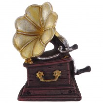 Magnet souvenir - retro gramophone