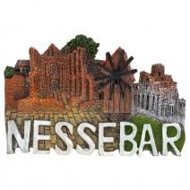 Magnet souvenir - Nessebar