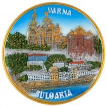 Magnet souvenir - Varna