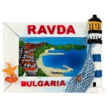 Magnet souvenir - Ravda