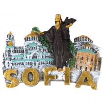 Magnet souvenir - Sofia 5