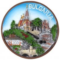 Magnet souvenir - Bulgaria - Shipka