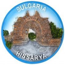 Magnet souvenir - Hisarya