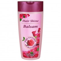 Rose Natural Hair Balm with Natural Rose Water