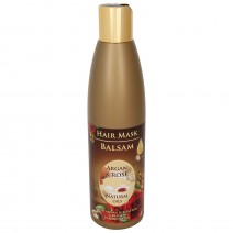 Hair Conditioner with Argan Oil and Natural Bulgarian Rose Oil and Keratin