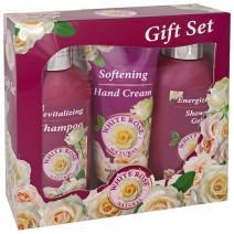 Women's gift set White rose