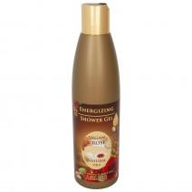 Energizing Shower Gel with Argan Oil, Natural Bulgarian Rose Oil and Rose Water
