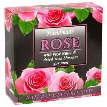 Rose for Men Beauty Soap