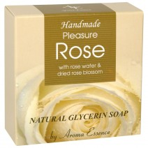 White Rose Natural Beauty Soap