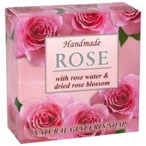 Rose Natural Beauty Soap