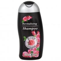 Men's Natural Rose Rose Natural Revitalizing Shampoo