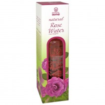 Rose water souvenir with box