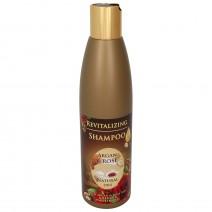 Revitalizing Shampoo with Argan Oil, Natural Bulgarian Rose Oil and Keratin