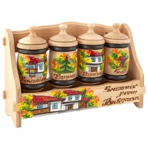 Souvenir home set for spices