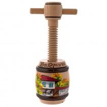 Souvenir wooden corkscrew - Bulgaria
