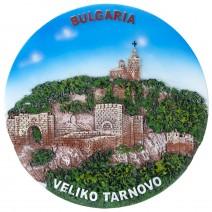 Souvenir plate Veliko Tarnovo - 14 cm