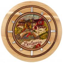 Household Souvenir Clock - 22 cm