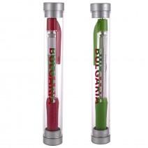Souvenir pen in tube - Bulgaria