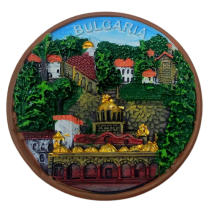 Poliresin magnet monasteries Bulgaria